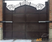 Автоматика для распашных ворот в Ростове-на-Дону