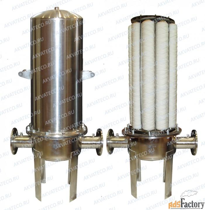 Водоочистная установка Фильтр Ресурс-30ПШ-ФФл (20)
