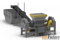 Оборудование для переработки металлокорда AUTO METAL RECYCLER
