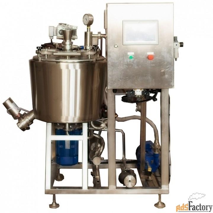 Сыроплавитель (термокуттер)объемом от 50 до 500л
