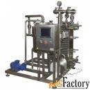 станции приема и учета молока производительностью от 1000л/час до 2500