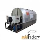 молокоохладитель с функцией пастеризации от 100л до 2000л