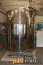 Ванна длительной пастеризации от 100л до 30 тонн