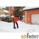 Лопата зимняя для уборки снега Торнадо (Торнадика)