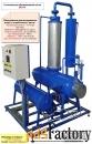 Оборудование для переработки отработанного масла в топливо.