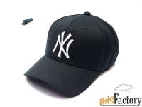 Бейсболка кепка New York Yankees flexible (черный)