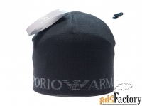 Шапка Emporio Armani (черный)