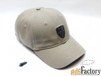 Бейсболка кепка Tommy Hilfiger est.1985 (оливковый)