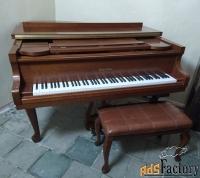 Пианино и рояли от ведущих мировых производителей