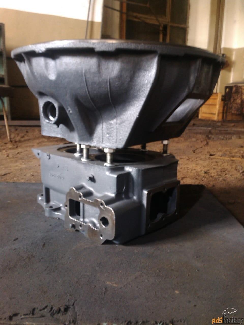 Картер для стыковки двигателя ямз с кпп Камаз