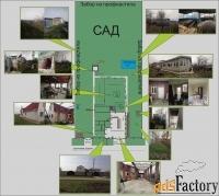 дом 270 м² на участке 30 сот.