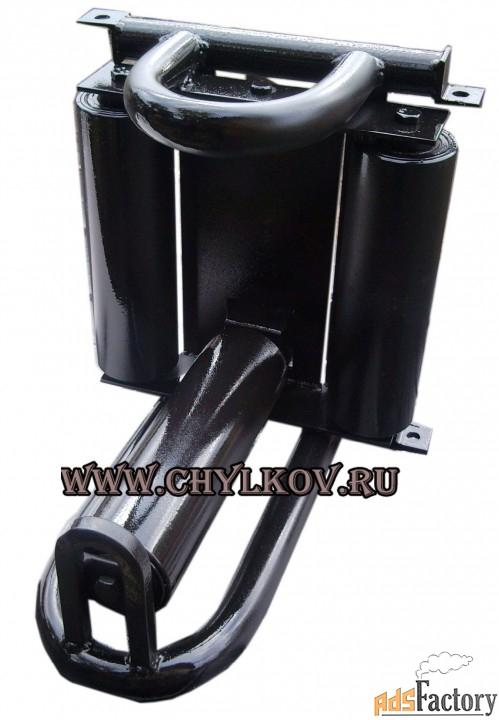 Ролик кабельный угловой БРК 3-160.