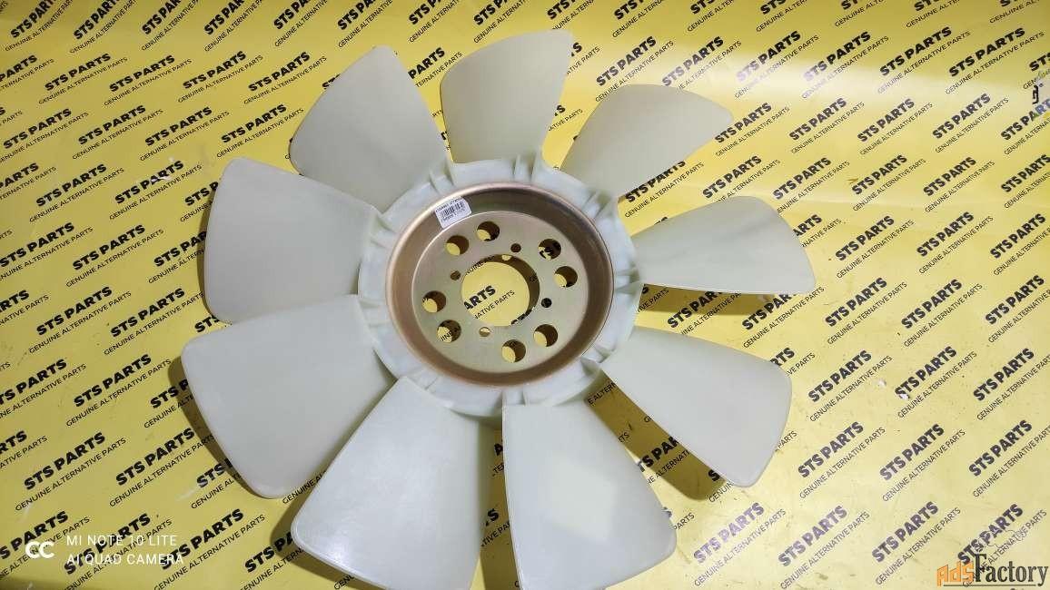Вентилятор 47049943 CASE New Holland 277800A1