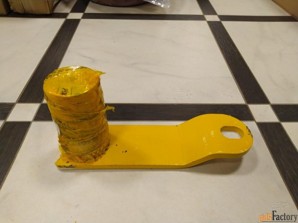 Палец (Верхний узел крепления поворотной бабки к каретке) 328-8776 / 2