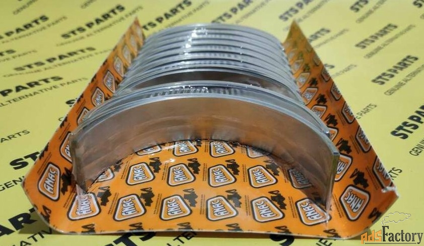 Вкладыши коренные (Комплект) ( 0.50 mm) JCB 320/09204 NSP