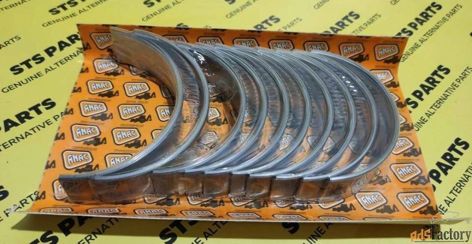 Комплект вкладышей коренных 0,5 мм JCB 320/09337