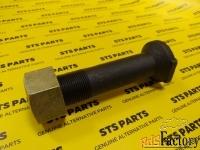 Болт крепления каретки короткий JCB 123/00928