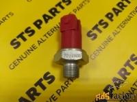 Датчик давления масла КПП М 12 красный JCB 701/41600 701/41600 700/356