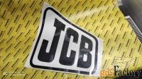 Наклейка  JCB 817/17501