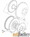 Диск гидротрансформатора ст. м. JCB 04/500300А