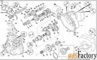 Синхронизатор КПП JCB 445/03300
