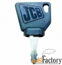 Ключ замка зажигания JCB 70145501