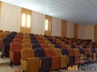 Кресла театральные полумягкие для зрительных, актовых залов, Гомель,РБ