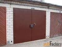 Ворота для гаража и Стальные двери от производителя