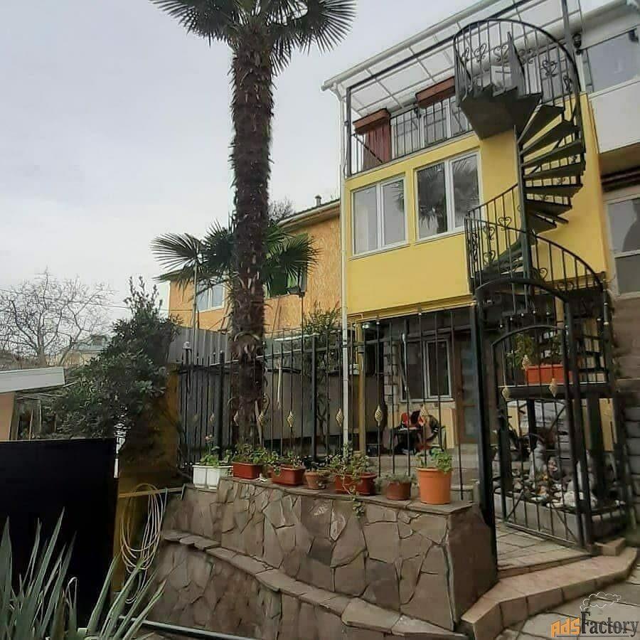 дом 73 м² на участке 2 сот.