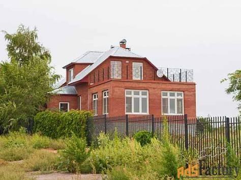 дом 282 м² на участке 34 сот.