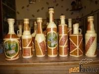 Береста Бутылки