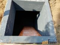 Бетонный погреб - 8 м³ + монтаж «под ключ»