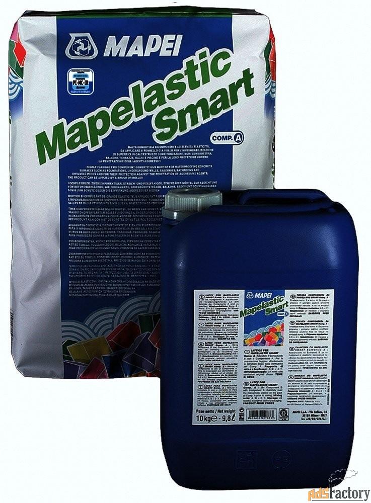 Mapei (мапей) idrosilex pronto гидроизоляционная смесь