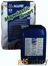 Mapei mapelastic гидроизоляционная смесь