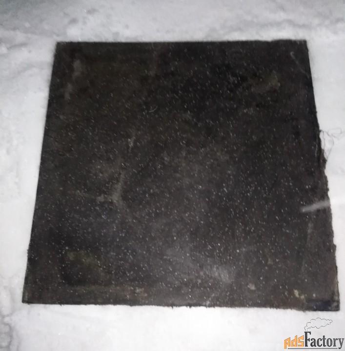 Плитка резиновая б/у 540х540х20