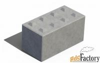 Металлоформы лего блоков двухрядные