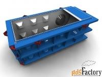 Металлоформы лего блоков радиусные
