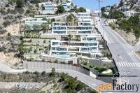 Недвижимость в Испании, Новая вилла с видами на море в Альтеа