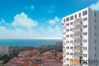 Недвижимость в Испании, Новые квартиры с видами на море в Кампоамор