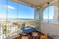 Недвижимость в Испании, Квартира с видом на море в Торревьеха