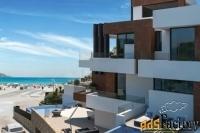 Недвижимость в Испании, Новые квартиры с видами на море в Бенирдорм