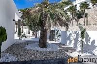 Недвижимость в Испании, Новая вилла с видами на море в Бенисса