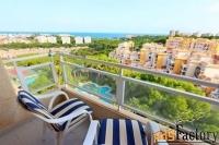 Недвижимость в Испании, Квартира с видами на море в Кампоамор