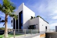 Недвижимость в Испании,Новые виллы на берегу моря в Кампоамор
