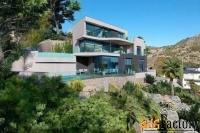 Недвижимость в Испании, Новая вилла с видами на море в Кальпе