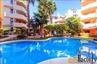 Недвижимость в Испании,Новая квартира на берегу моря в Торревьеха
