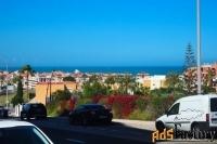 Недвижимость в Испании, Квартира c видами на море в Торревьеха