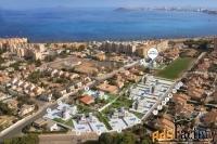 Недвижимость в Испании, Новые виллы между морем и заливом в Ла Манга