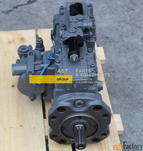 Гидронасос K5V80 на экскаватор Hyundai R140W, R170W, R180W