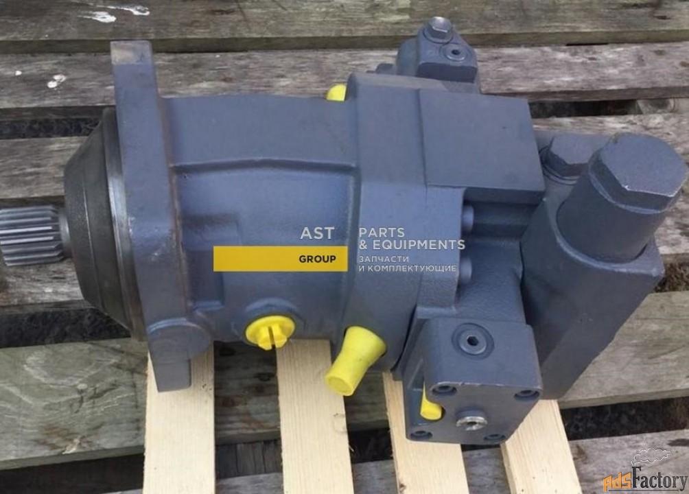 Гидромотор хода A6VM107 на экскаватор HYUNDAI R170W-7, R180W-9